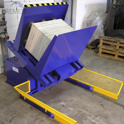 RR Type 2 Pallet Inverter Tipping